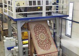 صفر تا صد تولید فرش ماشینی